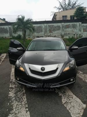 Acura ZDX 2011 Base AWD Brown | Cars for sale in Lagos State, Ikeja