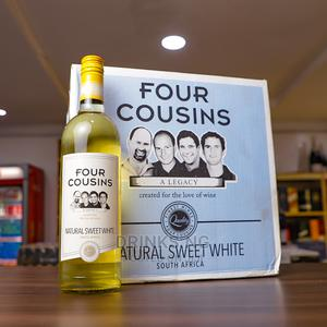 Four Cousins Sweet White Wine – 75CL(X12bottles) | Meals & Drinks for sale in Lagos State, Lekki