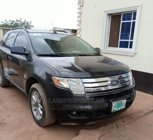 Ford Edge 2008 SE 4dr FWD (3.5L 6cyl 6A) Black | Cars for sale in Lagos State, Alimosho
