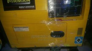 10kva Firman Diesel Soundproof Generator % 100% Copper Coil   Electrical Equipment for sale in Lagos State, Lekki