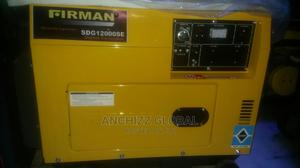 10kva Firman Soundproof Generator With 100% Copper Coil   Electrical Equipment for sale in Lagos State, Lekki