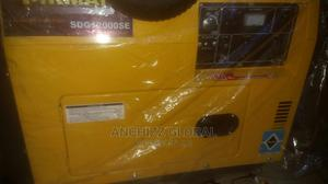 10kva Soundproof Firman Diesel Generator % 100% Copper Coil   Electrical Equipment for sale in Lagos State, Lekki