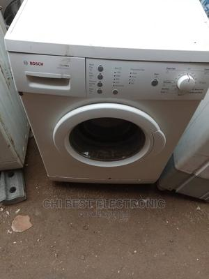 Bosch Washing Machine 7kg | Home Appliances for sale in Lagos State, Ejigbo
