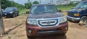 Honda Pilot 2009 Brown   Cars for sale in Abuja (FCT) State, Jabi