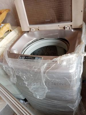 LG Washer Machine 14kg | Home Appliances for sale in Lagos State, Oshodi