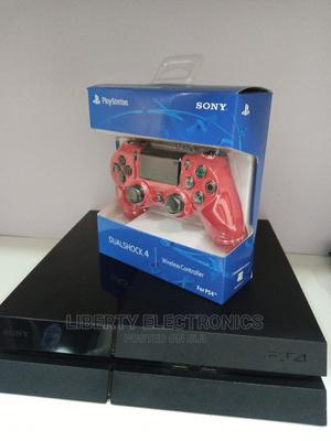 Playstation 4 Console and Complete Accessories and FIFA 21 | Video Game Consoles for sale in Imo State, Okigwe