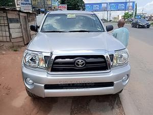 Toyota Tacoma 2008 4x4 Double Cab Silver   Cars for sale in Oyo State, Ibadan