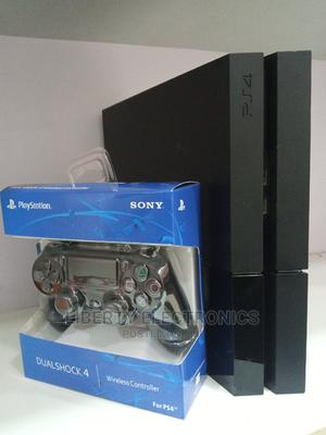 Ps4 and FIFA 21, MK 11 and 7 Trial Games and 2 Controllers   Video Game Consoles for sale in Imo State, Orlu