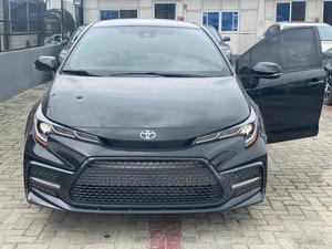 Toyota Corolla 2020 SE Black | Cars for sale in Lagos State, Lekki