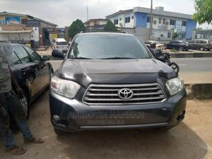 Toyota Highlander 2008 Limited Gray | Cars for sale in Lagos State, Ikeja