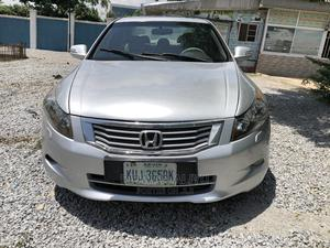 Honda Accord 2008 2.0 Comfort Automatic Silver   Cars for sale in Abuja (FCT) State, Gudu