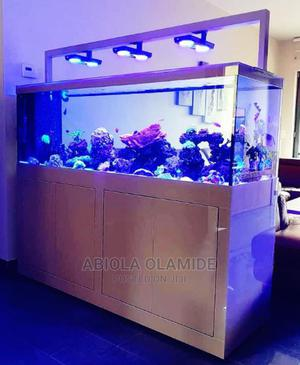 Well Furnished Aquarium Tank | Pet's Accessories for sale in Oyo State, Ibadan