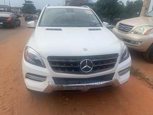 Mercedes-Benz M Class 2015 White   Cars for sale in Edo State, Benin City