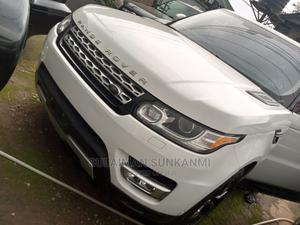 Land Rover Range Rover Sport 2015 White | Cars for sale in Lagos State, Alimosho