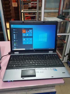 Laptop HP ProBook 6550B 4GB Intel Core I5 HDD 250GB   Laptops & Computers for sale in Anambra State, Onitsha