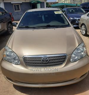 Toyota Corolla 2007 Gold   Cars for sale in Abuja (FCT) State, Central Business District