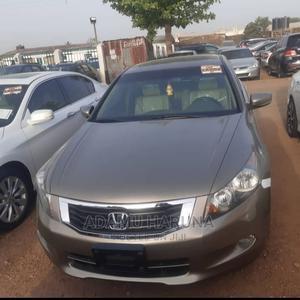 Honda Accord 2008 3.5 EX Automatic Gold | Cars for sale in Kaduna State, Igabi