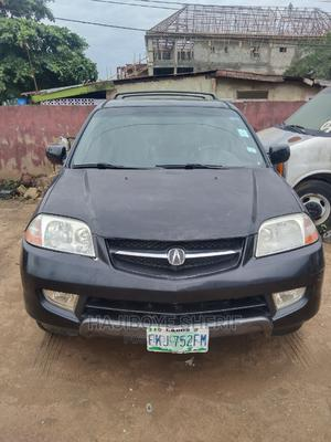 Acura MDX 2004 Sport Utility Black   Cars for sale in Lagos State, Abule Egba
