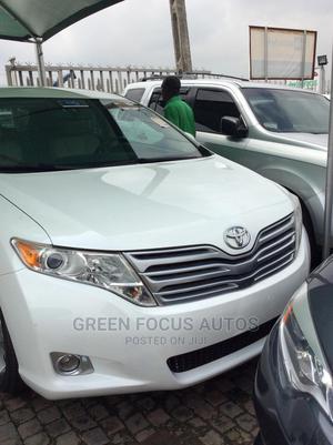 Toyota Venza 2009 V6 White | Cars for sale in Lagos State, Ojodu