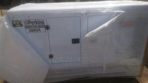 20kva Soundproof U.K Perkins Generator Stamford Alternator | Electrical Equipment for sale in Lagos State, Ajah