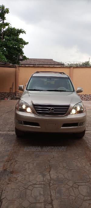 Lexus GX 2004 Gold | Cars for sale in Lagos State, Alimosho