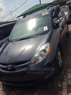 Toyota Sienna 2008 Gray | Cars for sale in Lagos State, Ojodu