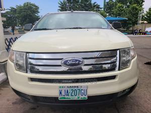 Ford Edge 2007 Beige | Cars for sale in Lagos State, Ojodu