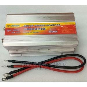 Suoer 3000watts Solar Power Inverter 12v-220v | Solar Energy for sale in Lagos State, Lagos Island (Eko)