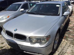 BMW 7 Series 2004 Silver   Cars for sale in Lagos State, Ajah