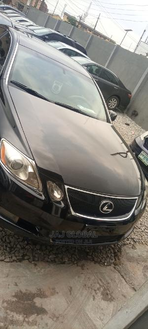 Lexus GS 2008 Black | Cars for sale in Lagos State, Ikeja