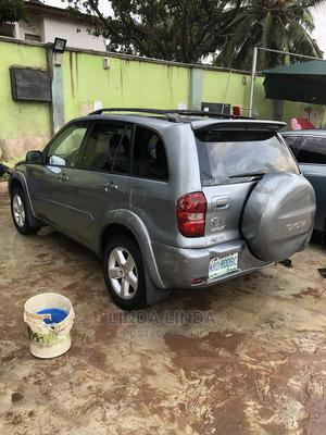 Toyota RAV4 2005 2.0 Automatic Green | Cars for sale in Lagos State, Alimosho