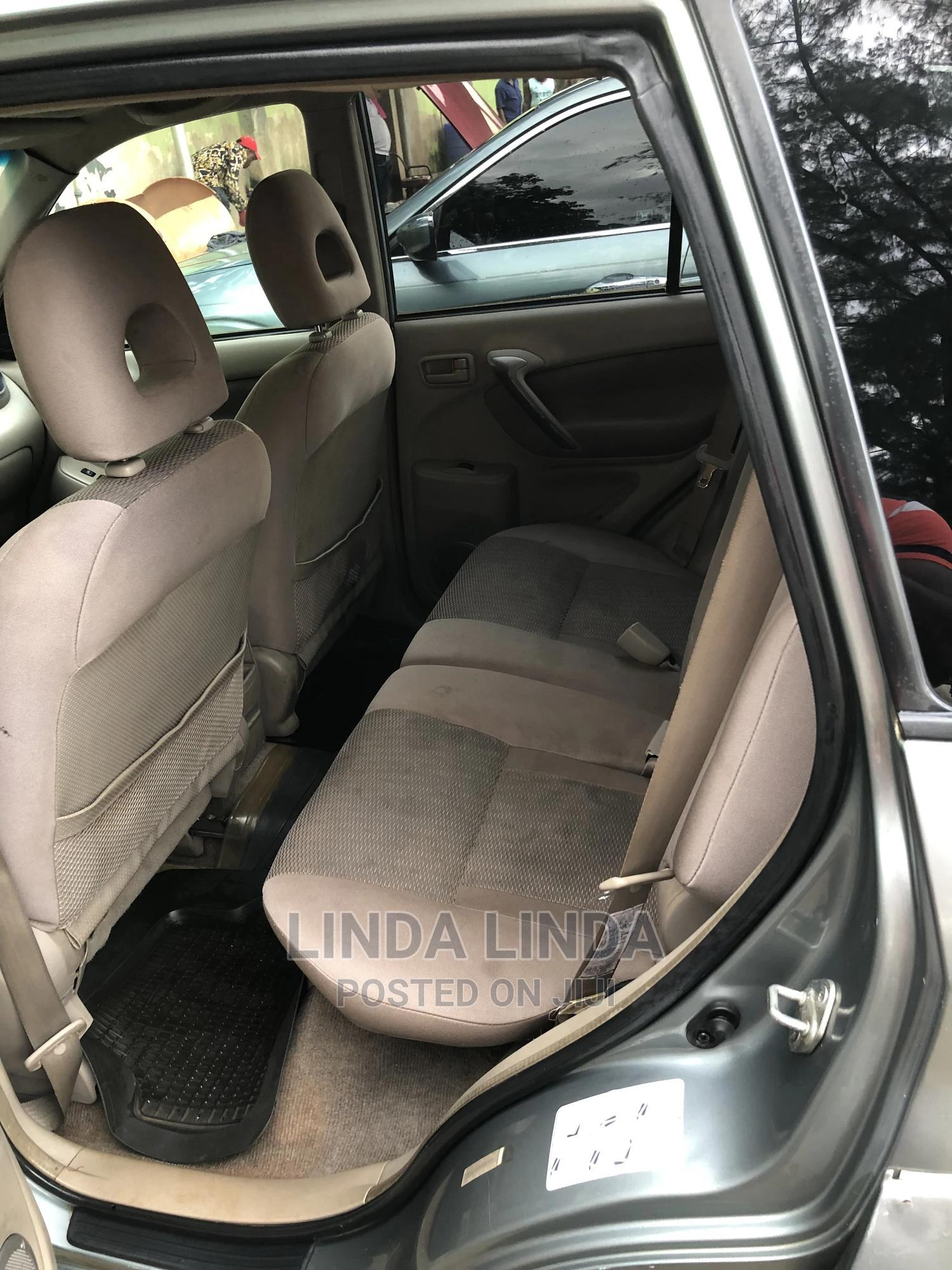 Toyota RAV4 2005 2.0 Automatic Green | Cars for sale in Alimosho, Lagos State, Nigeria