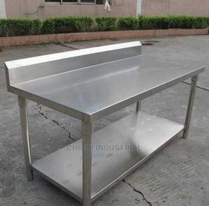 Stainless Steel Table 5ft   Restaurant & Catering Equipment for sale in Lagos State, Ojo