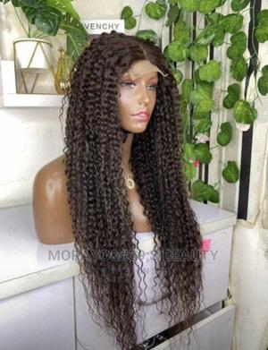Full Closure Curly Wig   Hair Beauty for sale in Lagos State, Ikeja