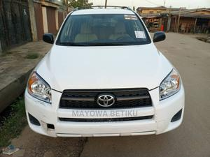 Toyota RAV4 2010 2.5 Limited White | Cars for sale in Lagos State, Alimosho