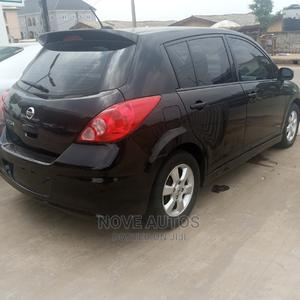 Nissan Versa 2010 1.8 SL Sedan Black | Cars for sale in Lagos State, Alimosho