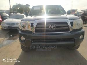Toyota Tacoma 2009 Double Cab V6 Automatic Green | Cars for sale in Lagos State, Surulere