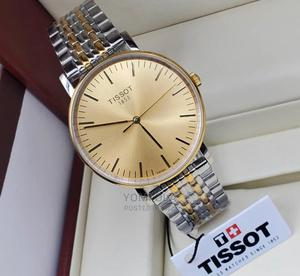 Tissot Swiss Made Wristwatch   Watches for sale in Lagos State, Oshodi