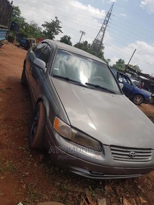 Toyota Camry 1999 Automatic Green | Cars for sale in Ogun State, Sagamu