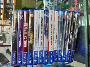 Ps4 Game Disc(Cds) | Video Games for sale in Kaduna State, Kaduna / Kaduna State