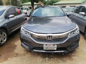 Honda Accord 2017 Gray   Cars for sale in Kaduna State, Kaduna / Kaduna State