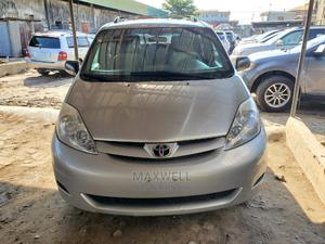 Toyota Sienna 2008 LE AWD Silver   Cars for sale in Lagos State, Amuwo-Odofin