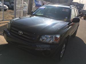 Toyota Highlander 2005 V6 Black | Cars for sale in Lagos State, Shomolu