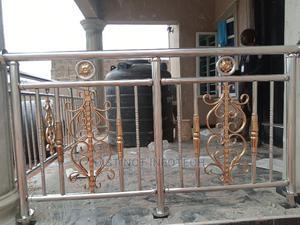 Stainless Handrail   Doors for sale in Ogun State, Abeokuta North