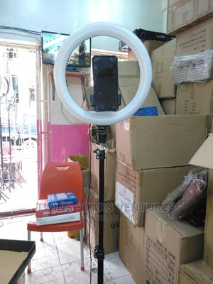 13inches Ring Light High Quality   Accessories & Supplies for Electronics for sale in Lagos State, Lagos Island (Eko)