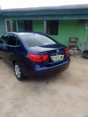 Hyundai Elantra 2008 1.6 GLS Automatic Blue | Cars for sale in Abuja (FCT) State, Kuje