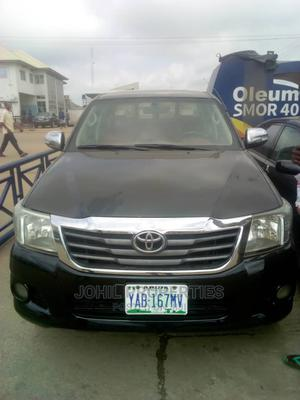 Toyota Hilux 2014 SR5 4x4 Black   Cars for sale in Abuja (FCT) State, Lokogoma