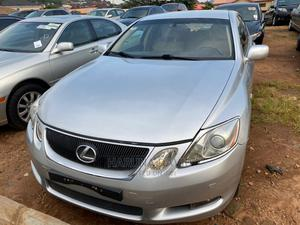 Lexus GS 2007 350 Silver | Cars for sale in Abuja (FCT) State, Gwarinpa