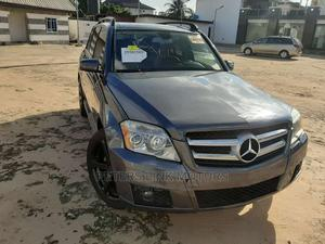 Mercedes-Benz GLK-Class 2010 350 4MATIC Gray | Cars for sale in Abia State, Umuahia