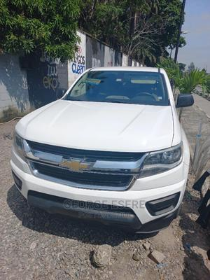 Chevrolet Colorado 2018 White   Cars for sale in Lagos State, Ikoyi